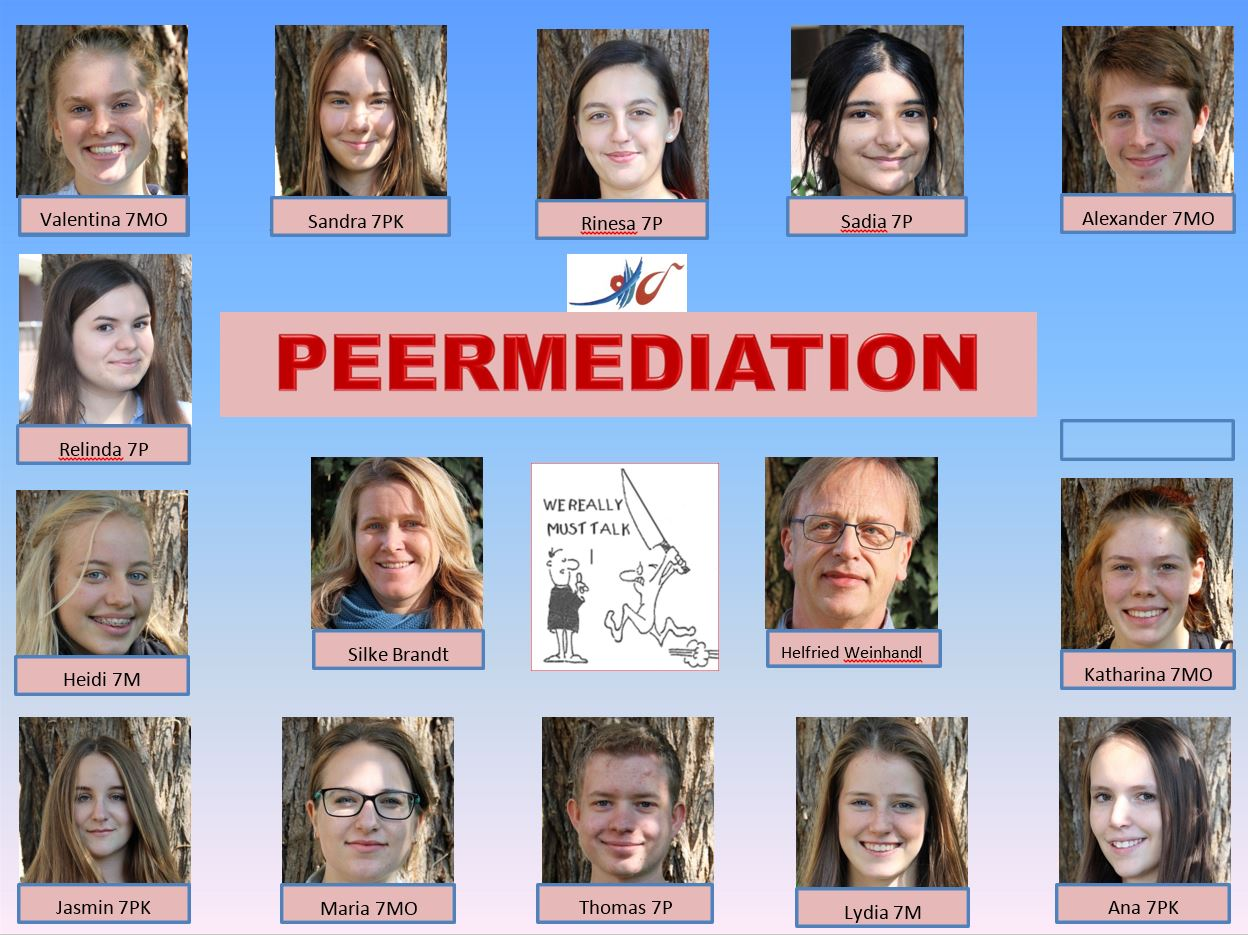 Poster Peermediation